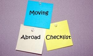 Moving-abroad-checklist
