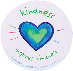 Kindness inspires kindness - too true