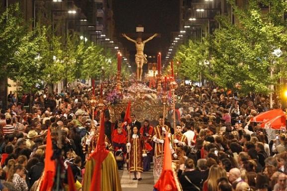 Semana Santa (Easter Processions), Granada