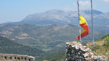 Gaucin Andalucia, Spain